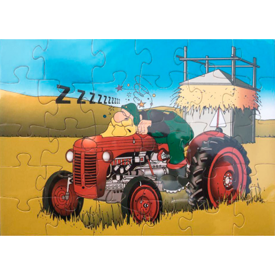 Casse-tête - Tracteur