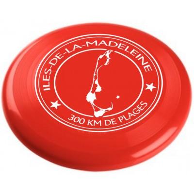 Frisbee - Rouge & Blanc
