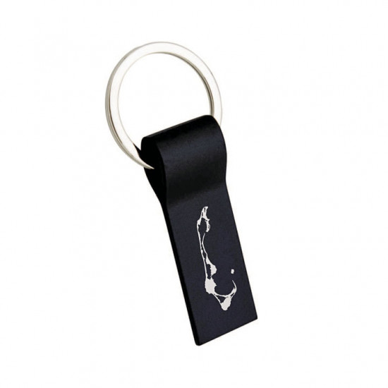Porte-clés - Noir