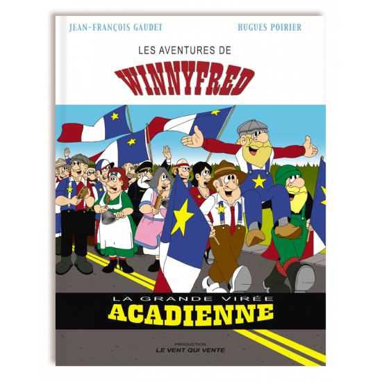 Les aventures de Winnyfred