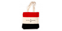 Sac tricolore - Rouge